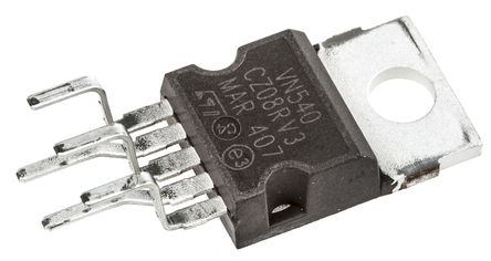 STMicroelectronics - VN540-E - STMicroelectronics PCB安装 固态继电器 VN540-E