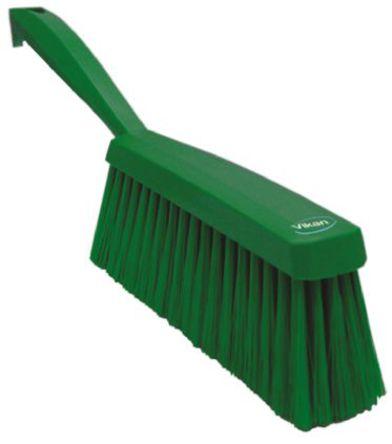 Vikan - 45872 - Vikan 45872 绿色 洗手刷, PET刷毛, 适用于食品工业
