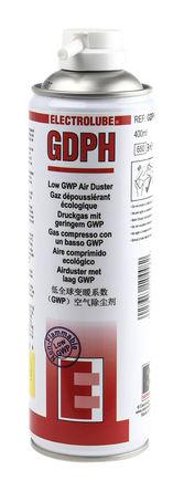 Electrolube - ERGDPH400 - Electrolube GDPH400 400 ml 喷雾式 吹尘剂, 可应用于除尘,电气空传污染物
