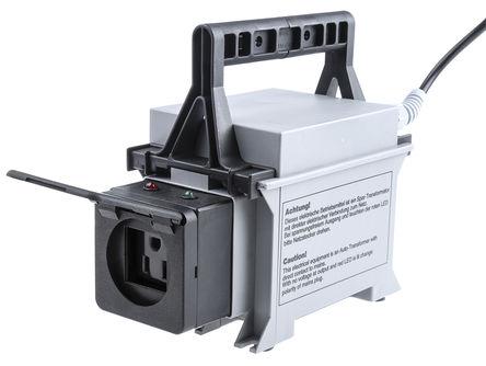 Block - EJET250 - Block 250VA 封闭构造 E-JET 250 自耦变压器, 230V ac 初级线圈, 110 V 交流 次级线圈