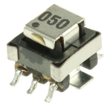Murata Power Solutions - 53050C - Murata Power Solutions 10A 表面贴装 电流互感器 CT 53050C, 1:50匝数比