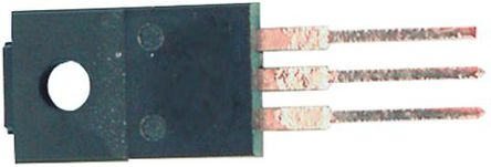 STMicroelectronics - STF10N62K3 - STMicroelectronics MDmesh K3, SuperMESH3 系列 N沟道 MOSFET 晶体管 STF10N62K3, 8.4 A, Vds=620 V, 3引脚 TO-220FP封装