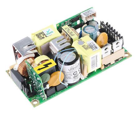 Artesyn Embedded Technologies - LPS105-M - Artesyn Embedded Technologies 150W �屋�出 嵌入式�_�P模式�源 SMPS LPS105-M, 120 → 300 V dc, 90 → 264 V ac�入, 24V�出