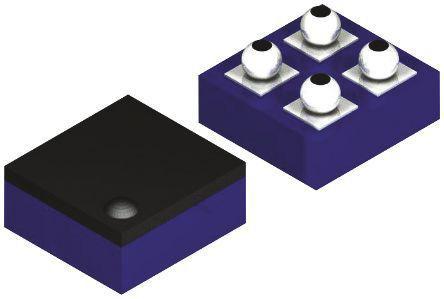 STMicroelectronics - BALF-CC25-02D3 - STMicroelectronics 2379 → 2507MHz 表面贴装 对称转换器 BALF-CC25-02D3