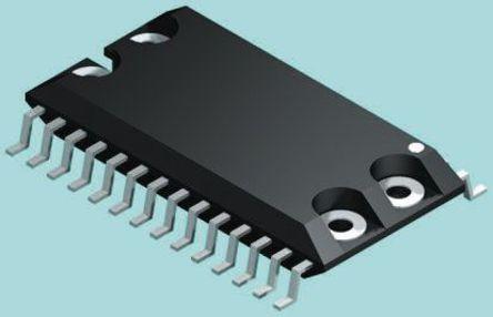 STMicroelectronics - M41T11MH6F - STMicroelectronics M41T11MH6F 实时时钟 (RTC), 日历、芯片取消选择、转移功能, 64B RAM, I2C总线, 2 → 5.5 V电源, 28引脚 SOH封装
