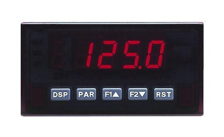 Red Lion - PAXDP010 - Red Lion PAX 系列 LED 数字面板式多功能表 PAXDP010