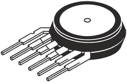 NXP - MPX4200A - NXP MPX4200A 绝对压力传感器