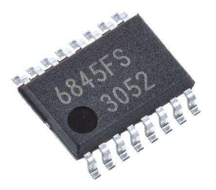 ROHM - BA6845FS - ROHM 电机驱动器 IC BA6845FS, 用于Stepper, 1A, 2.7 → 9 V