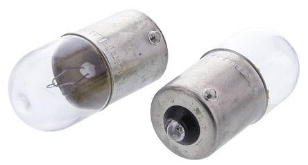 Osram - 5627 - Osram 5 W BA15s 灯座 透明 白炽车灯 5627, 24 V, R5W