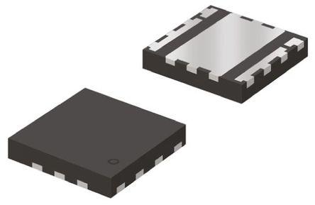 STMicroelectronics - STL100N10F7 - STMicroelectronics STripFET H7 系列 Si N沟道 MOSFET STL100N10F7, 80 A, Vds=100 V, 8引脚 Power Flat封装