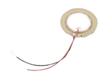 Murata - 7BB-27-4L0 - Murata 导线安装 隔膜音调 外部驱动 压电蜂鸣器 7BB-27-4L0, 最高4.6 kHz