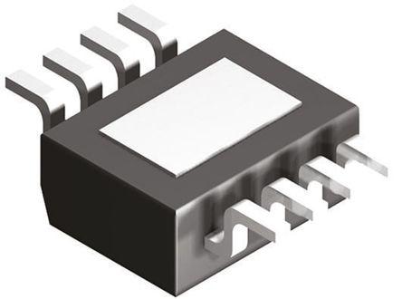 STMicroelectronics - L7985A - STMicroelectronics 2W 开关稳压器 L7985A, 4.5 → 38V输入, 0.6 → 38V输出, 2A输出 HSOP 封装
