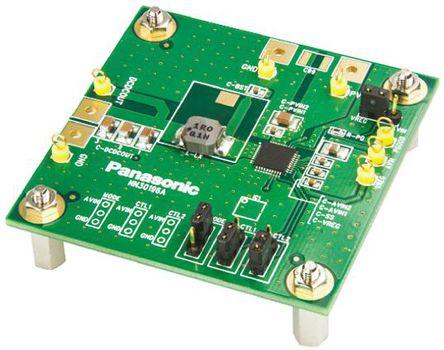 Panasonic - NN30196A-EVB-R2 - Panasonic NN30196A 直流-直流调节器 评估测试板 NN30196A-EVB-R2