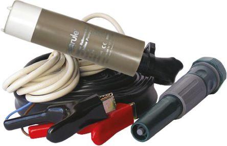 Xylem - Rule iL500PK-24 - Xylem 14 psi 直接联接器 离心泵 Rule iL500PK-24, 1920L/h最大流量, 24 V电源
