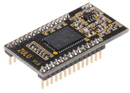 RF Solutions - ZULU-868 - RF Solutions 射频收发器 ZULU-868, 868 MHz频带, FSK, GFSK, OOK调制技术, 2.2 → 3.6V