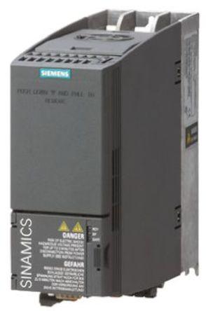 Siemens - 6SL3210-1KE21-3AP1 - Siemens SINAMICS G120C 系列 IP20 5.5 kW ��l器��� 6SL3210-1KE21-3AP1, 0 → 550 Hz, 12.5 A, 380 → 480 V 交流
