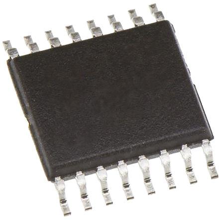 STMicroelectronics - M74HC365YTTR - M74HC365YTTR HC 六总线缓冲器, 195 ns@ 150 pF, 7.8mA, 2 → 6 V, 16引脚 TSSOP封装