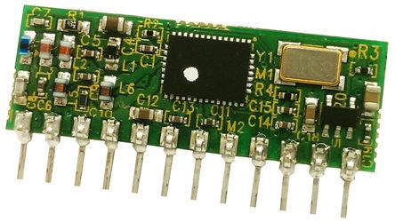 RF Solutions - KAPPA-T868 - RF Solutions 远程控制基础模块 KAPPA-T868, 接收器, 869.5MHz, 调频