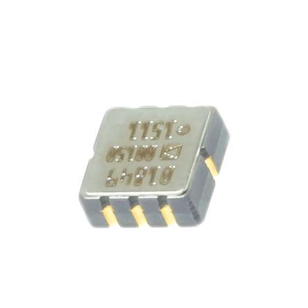 Analog Devices - ADXL001-500BEZ - Analog Devices ADXL001-500BEZ , 加速表, 3.3 → 5 V电源, 8引脚 LCC封装