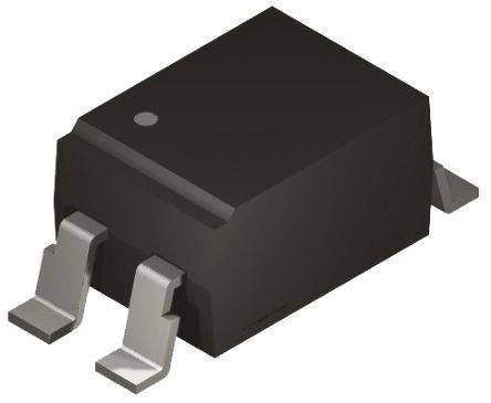 Sharp - PC817X2NIP0F - Sharp PC817X 系列 光耦 PC817X2NIP0F, 晶体管输出, 4引脚 DIP 封装