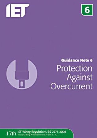 IET - 978-1-84919-281-1 - 《Guidance Note 6: Protection Against Overcurrent》 作者: IET Publication