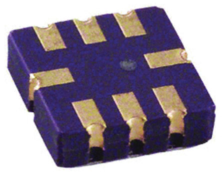 Analog Devices - AD22283-B-R2 - Analog Devices AD22283-B-R2 , 加速表, 360 → 440 Hz, 4.75 → 5.25 V电源, 8引脚 CLCC封装