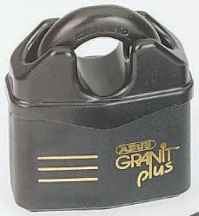 ABUS - XR0037CS80 - Abus XR0037CS80 黑色 �匙�I � 重型�戽i, 14mm �i�^