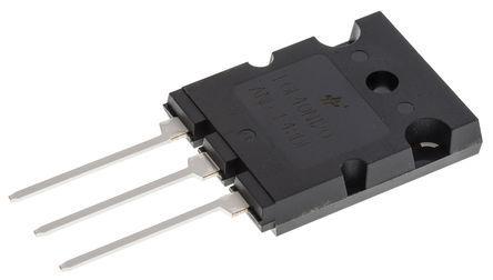 Fairchild Semiconductor - 2SC5200OTU - Fairchild Semiconductor 2SC5200OTU , NPN 晶体管, 17 A, Vce=250 V, HFE:55, 30 MHz, 3引脚 TO-264封装