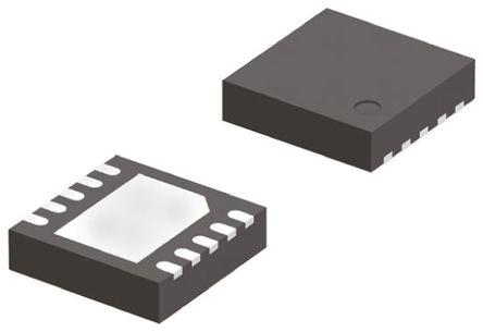 Silicon Labs - TS3310ITD1022T - Silicon Labs TS3310ITD1022T 2输出 升压转换器 转换器, 0.9 → 3.6 V输入, 50mA最大输出, 1.8 → 5 V输出, 10引脚 TDFN封装