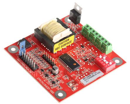 ebm-papst - CDC242055UC-R - ebm-papst 风扇速度控制器 CDC242055UC-R, 可变速度设定, 24 V 直流, 37mA, 使用于ebm-papst 2 线和 3 线直流风扇