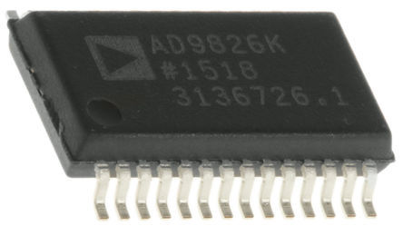 Analog Devices AD9826KRSZ