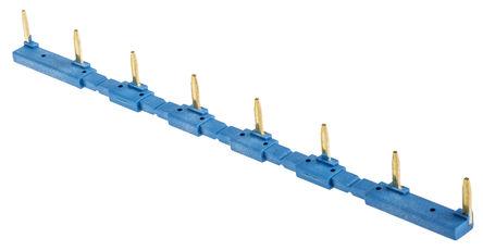 Finder - 95.18 - Finder 汇流排 跳线链接 95.18, 适用于95.03 - 95.05 - 97.01 - 97.02 插座以及 48 和 4C 系列继电器接口模块