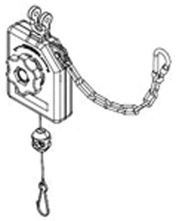 Molex - 130173-0036 - Molex 130173-0036 0.9kg负载 工具平衡器, 1600mm最大行程, 493.96g重