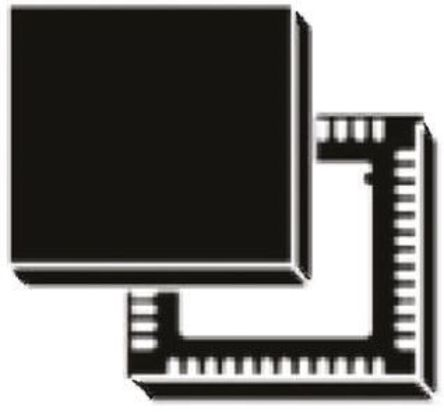 STMicroelectronics - STM32F101C8U6 - STMicroelectronics STM32F 系列 32 bit ARM Cortex M3 MCU STM32F101C8U6, 36MHz, 64 kB ROM 闪存, 10 kB RAM, VFQFPN-48