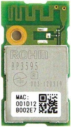 ROHM - BP3595 - ROHM BP3595 WiFi 模块, SDIO、UART、USB总线接口, 3.3V, 支持802.11b,802.11g,802.11i,802.11n协议