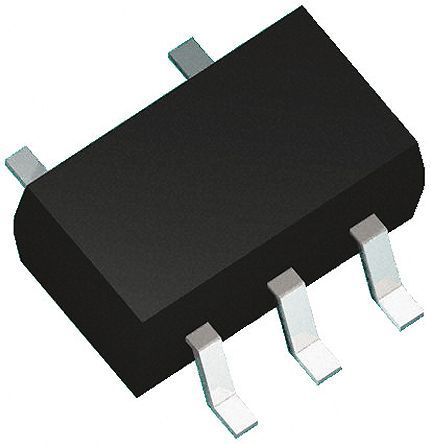 ON Semiconductor - NZF220DFT1G - ON Semiconductor EMI 滤波器, 最大为 1.5 V, 14 W, 2.2 x 1.35 x 1 mm