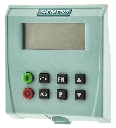 Siemens - 6SL3255-0AA00-4BA1 - Siemens 基本操作面板, 使用于 G110, G120