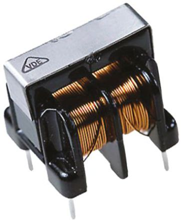 Murata - PLA10AN1321R7D2B - Murata PLA10 系列 1.3 mH PLA10AN1321R7D2B 引线型电感器, 1.7A Idc