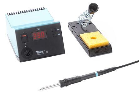 Weller - T0053294699N - Weller WSD 81i 1输出 230V 焊接工作站, F 型 - Schuko 插头