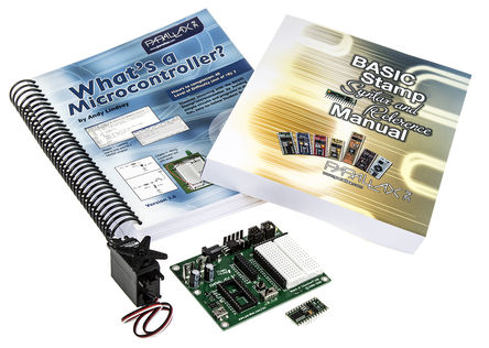 Parallax Inc - 27807 - Parallax Inc 开发套件 27807
