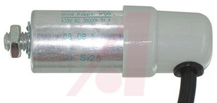 ebm-papst - 2156-4-7320 - ebm-papst 7320 系列 2μF 聚丙烯电容器 (PP) 2156-4-7320, 螺丝安装, 25mm直径