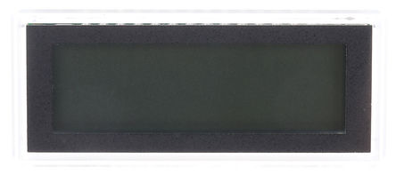 Murata Power Solutions - DMS-30LCD-2-5-C - Murata Power Solutions DMS-30LCD-2-5-C 3.5位 LCD显示 直流 数字电压表, 53.8 x 22.3 mm, 0°C至+60°C