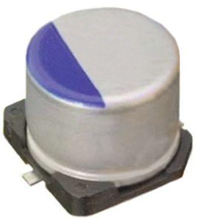 NIC Components NSPE-S331M6.3V8X10.8TR13F