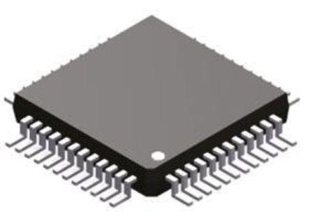 STMicroelectronics - STM8S207CBT6 - STMicroelectronics STM8S 系列 8 bit STM8 MCU STM8S207CBT6, 24MHz, 128 kB,2048 B ROM 闪存, 6 kB RAM, LQFP-48