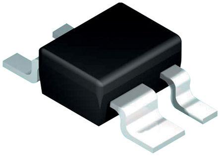 Infineon - BFP420H6801 - Infineon BFP420H6801 , NPN 晶�w管, 60 mA, Vce=4.5 V, HFE:60, 25 GHz, 4引�_ SOT-343封�b