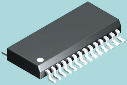 STMicroelectronics - ST1284-01A8 - STMicroelectronics ST1284-01A8 8位元 总线终端, 28引脚 QSOP封装