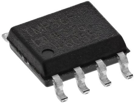 Analog Devices - TMP36FSZ - Analog Devices TMP36FSZ 温度传感器, ±2°C精确度, 电压接口, 2.7 → 5.5 V电源, -40 → +125 °C工作温度, 8引脚 SOIC封装