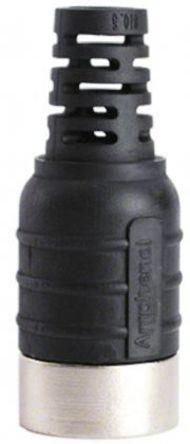 Amphenol - MA4FSR-A10.5 - Amphenol MotionGrade 系列 IP67 灰色 电缆固定头 MA4FSR-A10.5, 9.5mm 至 11mm电缆直径, -20°C至+130°C, M23螺纹