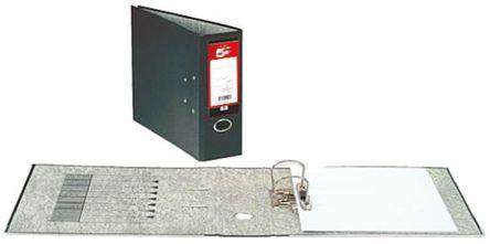 RS Pro - 423695 - RS Pro 黑色 纸板 文件储存箱