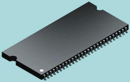 Alliance Memory - AS4C8M16S-6TIN - Alliance Memory AS4C8M16S-6TIN 128Mbit 166MHz SDRAM 存储器, 8M x 16 位, 3 → 3.6 V电源, 54引脚 TSOP封装